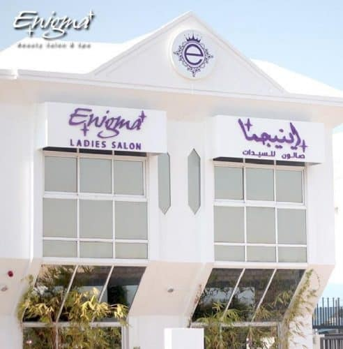 Enigma Beauty Salon & Spa