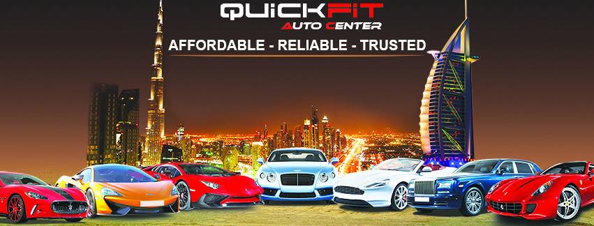Quick Fit Auto Center