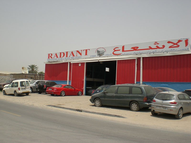 Radiant Car Workshop