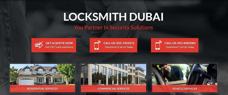 Al Baraka Al Jadeed Lock Repairing