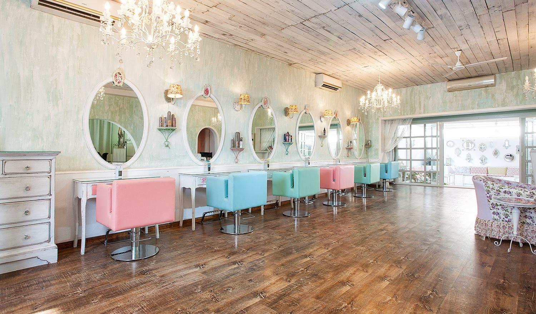 Essentials Salon Dubai