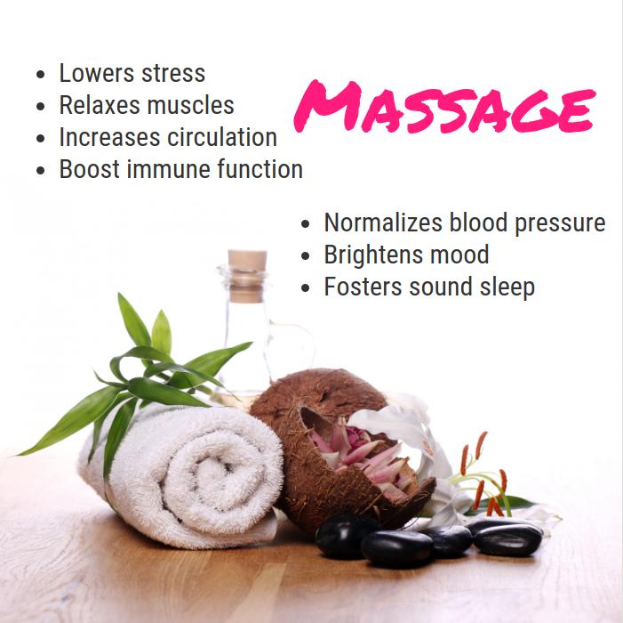 HappyBay Massage Center in Dubai