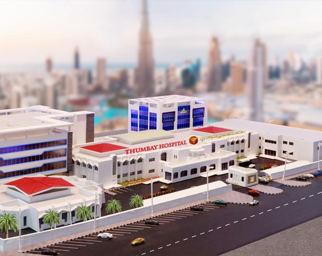 THUMBAY HOSPITAL-DUBAI