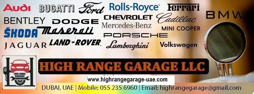 Hi Range Garage