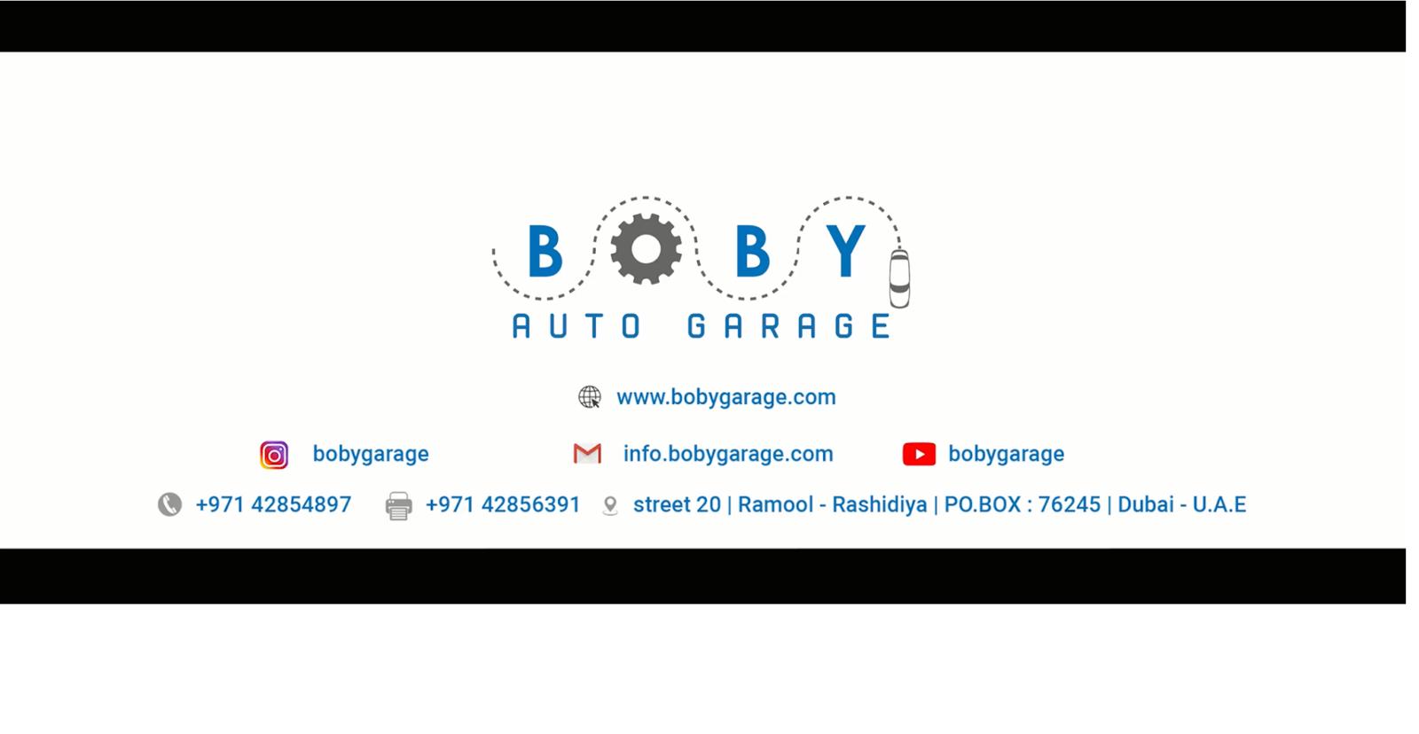 Boby Auto Garage